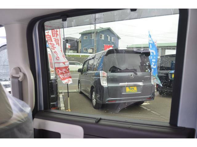 G・Lホンダセンシング 4WD 電動パワースライドドア ACC アダプティブクルーズコントロール LEDヘッドライト AUTOライト LKA 横滑り防止装置 フロントシートヒーター ビルトインETC リヤロールブラインド(73枚目)