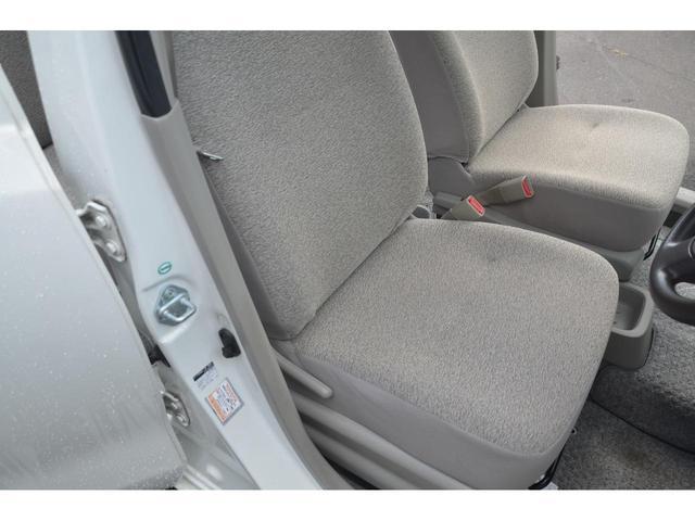 X 2WD キーレス エアコン パワステ オートマ 電動格納ドアミラー アルミホイール キーレスキー 2エアバッグ CDチューナー 電動格納ミラー AC ABS 衝突安全ボディ エアバッグ 記録簿有り(37枚目)