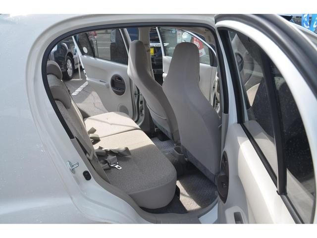 X 2WD キーレス エアコン パワステ オートマ 電動格納ドアミラー アルミホイール キーレスキー 2エアバッグ CDチューナー 電動格納ミラー AC ABS 衝突安全ボディ エアバッグ 記録簿有り(39枚目)