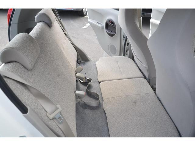 X 2WD キーレス エアコン パワステ オートマ 電動格納ドアミラー アルミホイール キーレスキー 2エアバッグ CDチューナー 電動格納ミラー AC ABS 衝突安全ボディ エアバッグ 記録簿有り(43枚目)