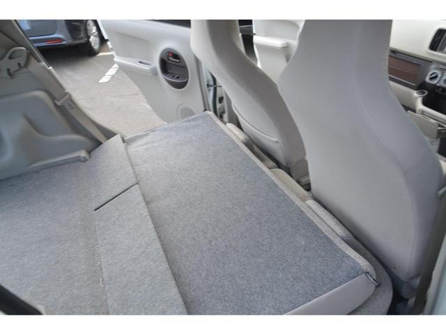 X 2WD キーレス エアコン パワステ オートマ 電動格納ドアミラー アルミホイール キーレスキー 2エアバッグ CDチューナー 電動格納ミラー AC ABS 衝突安全ボディ エアバッグ 記録簿有り(44枚目)