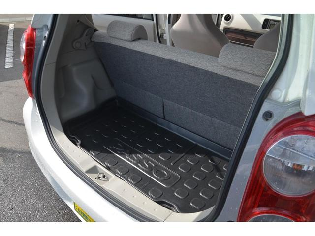 X 2WD キーレス エアコン パワステ オートマ 電動格納ドアミラー アルミホイール キーレスキー 2エアバッグ CDチューナー 電動格納ミラー AC ABS 衝突安全ボディ エアバッグ 記録簿有り(45枚目)