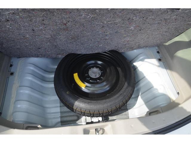 X 2WD キーレス エアコン パワステ オートマ 電動格納ドアミラー アルミホイール キーレスキー 2エアバッグ CDチューナー 電動格納ミラー AC ABS 衝突安全ボディ エアバッグ 記録簿有り(48枚目)
