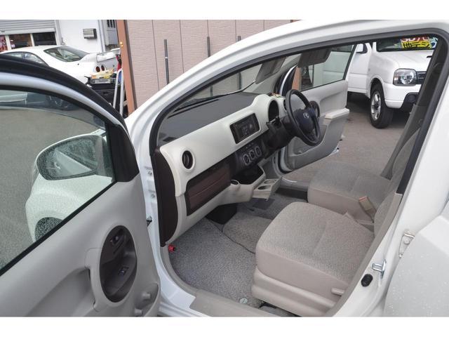 X 2WD キーレス エアコン パワステ オートマ 電動格納ドアミラー アルミホイール キーレスキー 2エアバッグ CDチューナー 電動格納ミラー AC ABS 衝突安全ボディ エアバッグ 記録簿有り(55枚目)