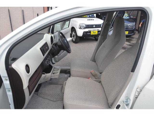 X 2WD キーレス エアコン パワステ オートマ 電動格納ドアミラー アルミホイール キーレスキー 2エアバッグ CDチューナー 電動格納ミラー AC ABS 衝突安全ボディ エアバッグ 記録簿有り(56枚目)