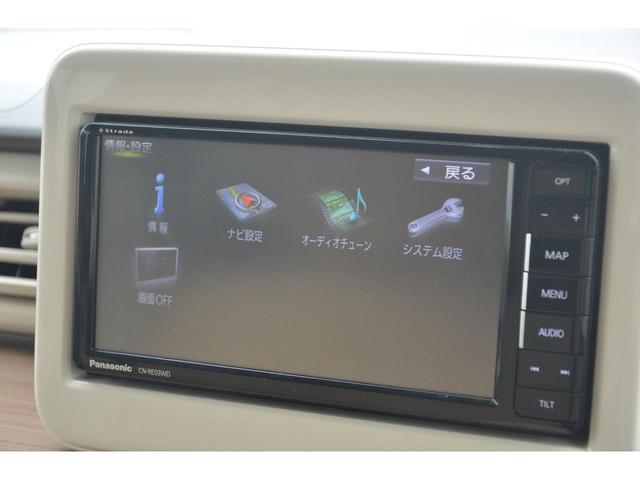 X 4WD スズキセーフティサポート 衝突被害軽減装置 パナソニックSDナビ  フルセグ地デジテレビ 1オーナー 運転席&助手席シートヒーター AUTOライト HIDライト PUSHスタート スマートキー(32枚目)