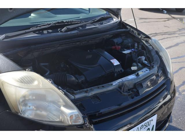 X 4WD オートマ 当社代車使用 ABS サイドエアバッグ 運転席&助手席エアバッグ キーレス 電動格納ドアミラー 13インチ社外アルミホイール(61枚目)