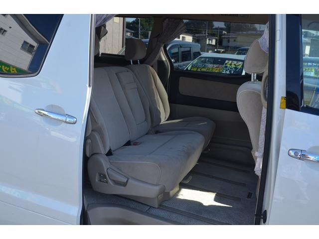 AX Lエディション 4WD 後期型 両側パワースライドドア フルセグ地デジメモリーナビ Bluetooth DVD再生 バックカメラ 8人乗り キーレス HIDヘッドライト ETC アルミホイール リアオートエアコン(38枚目)