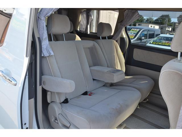 AX Lエディション 4WD 後期型 両側パワースライドドア フルセグ地デジメモリーナビ Bluetooth DVD再生 バックカメラ 8人乗り キーレス HIDヘッドライト ETC アルミホイール リアオートエアコン(39枚目)