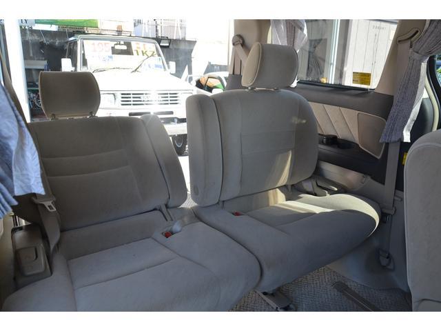 AX Lエディション 4WD 後期型 両側パワースライドドア フルセグ地デジメモリーナビ Bluetooth DVD再生 バックカメラ 8人乗り キーレス HIDヘッドライト ETC アルミホイール リアオートエアコン(40枚目)