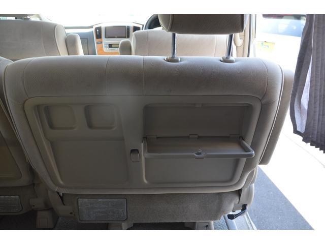 AX Lエディション 4WD 後期型 両側パワースライドドア フルセグ地デジメモリーナビ Bluetooth DVD再生 バックカメラ 8人乗り キーレス HIDヘッドライト ETC アルミホイール リアオートエアコン(41枚目)