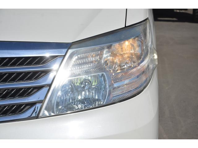 AX Lエディション 4WD 後期型 両側パワースライドドア フルセグ地デジメモリーナビ Bluetooth DVD再生 バックカメラ 8人乗り キーレス HIDヘッドライト ETC アルミホイール リアオートエアコン(55枚目)