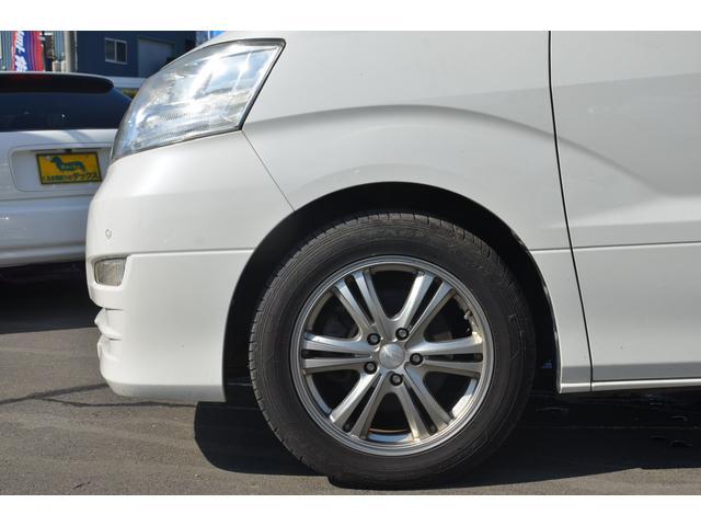 AX Lエディション 4WD 後期型 両側パワースライドドア フルセグ地デジメモリーナビ Bluetooth DVD再生 バックカメラ 8人乗り キーレス HIDヘッドライト ETC アルミホイール リアオートエアコン(59枚目)