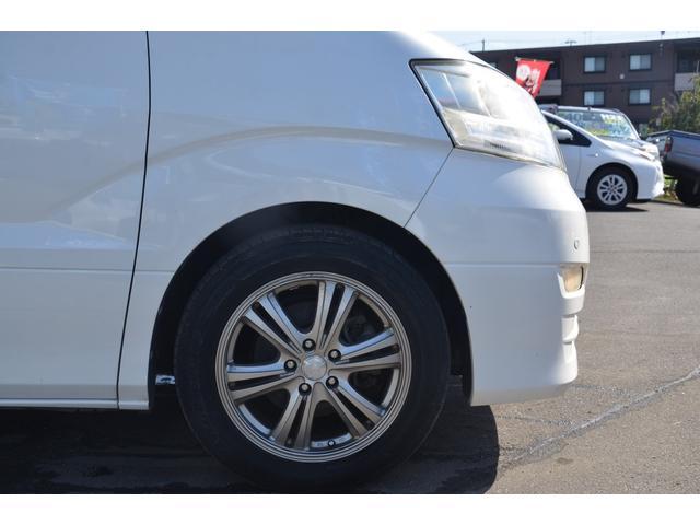 AX Lエディション 4WD 後期型 両側パワースライドドア フルセグ地デジメモリーナビ Bluetooth DVD再生 バックカメラ 8人乗り キーレス HIDヘッドライト ETC アルミホイール リアオートエアコン(62枚目)