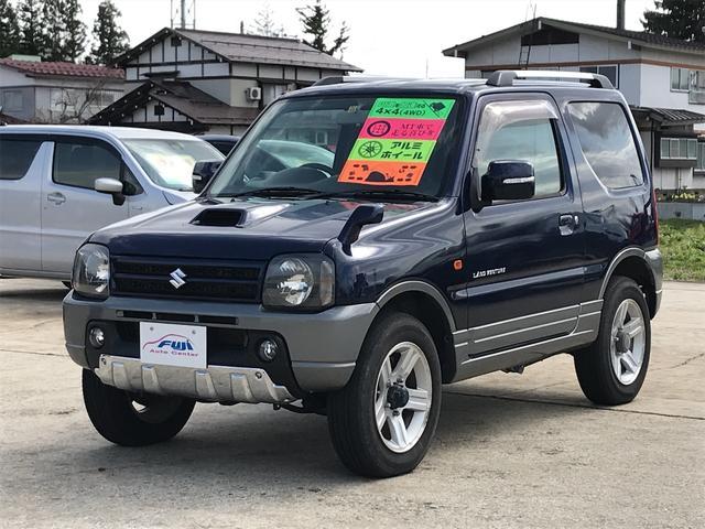 「スズキ」「ジムニー」「コンパクトカー」「秋田県」の中古車5