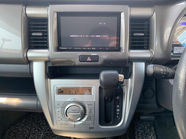Xターボ SDナビ CD・DVD再生 フルセグTV レーダーブレーキ 横滑り防止 ビルトインETC スマートキー アイドリングストップ シートヒーター HIDライト 盗難防止 プッシュスタート 禁煙車(28枚目)