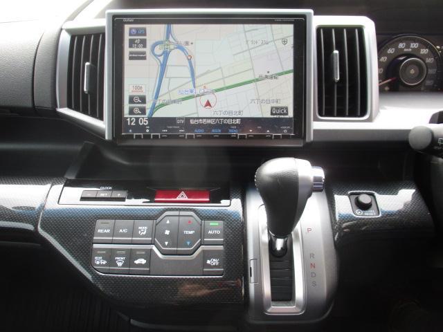 ホンダ ステップワゴンスパーダ Z クールスピリット4WD ワンオーナー 9型ナビ 両側電動