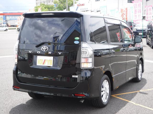 トヨタ ヴォクシー ZS 両側電動ドア HDDナビ フルセグTV バックカメラ
