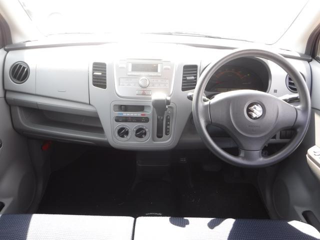 スズキ ワゴンR FX 禁煙車 キーレスエントリー CD セキュリティー付き