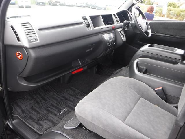 トヨタ ハイエースワゴン GL 後期型 4WD SDナビ 自動ドア デイトナ製ホイール