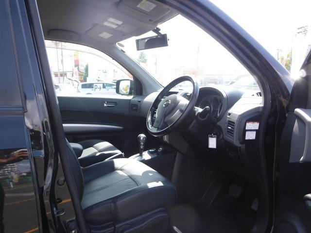 日産 エクストレイル 20X 4WD ワンオーナー HDDナビTV カプロンシート