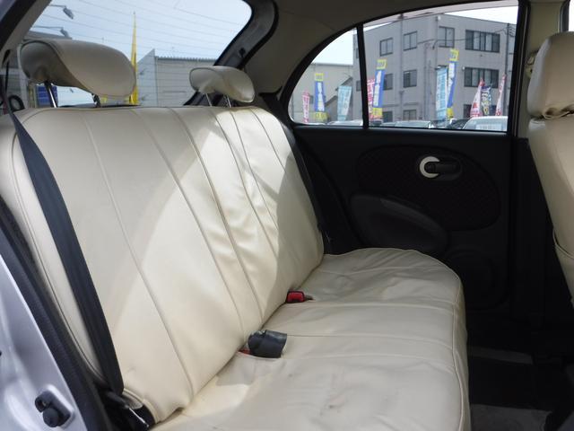 日産 マーチ 12Sコレットシャープ 特別限定車 スタッドレスアルミセット