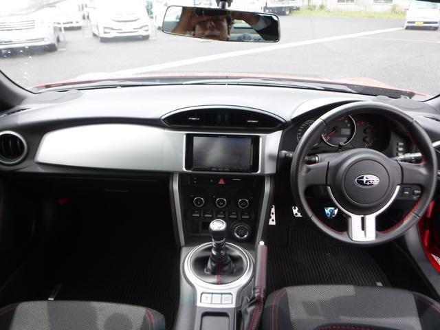 スバル BRZ S 走行モード切替 TRC フルセグSDナビ BT接続