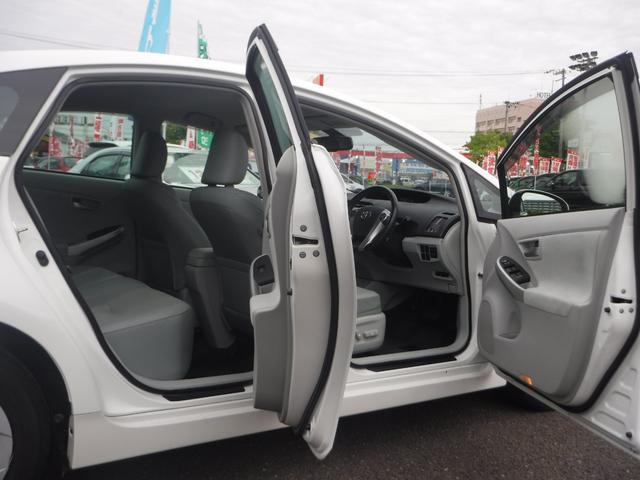 トヨタ プリウス G 後期型 禁煙 クルコン フルセグ付SDナビ スマートキー