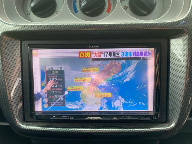 G 4WD 地デジSDナビ両側スライド スタッドレス付 禁煙(15枚目)