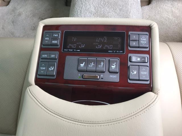 LS460バージョンU 純正8型ナビ 本革レザー サンルーフ(42枚目)