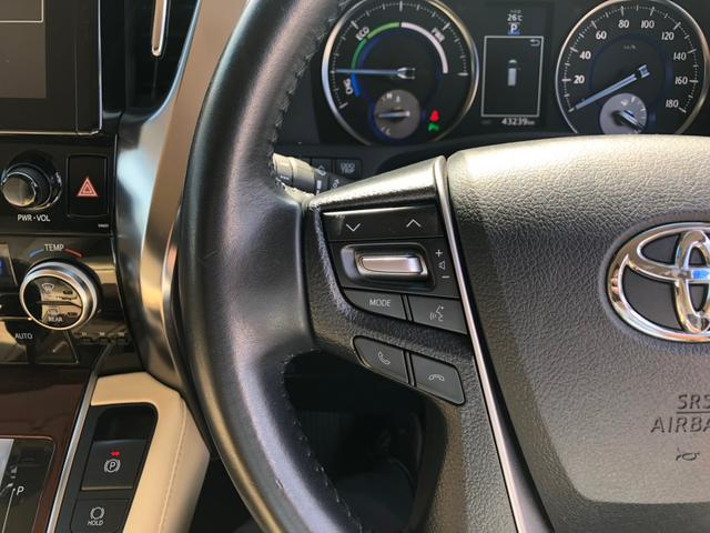 X 4WD JBLメーカー純正9型SDナビ 全方位モニター DVD再生 フルセグTV ビルトインETC 100V電源 衝突軽減ブレーキ 両側電動スライドドア(27枚目)