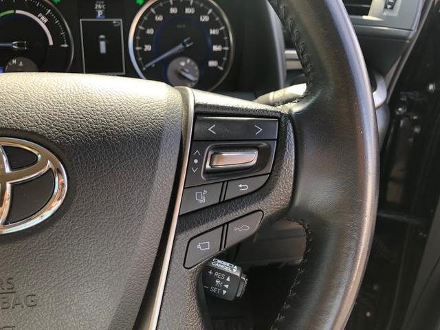 X 4WD JBLメーカー純正9型SDナビ 全方位モニター DVD再生 フルセグTV ビルトインETC 100V電源 衝突軽減ブレーキ 両側電動スライドドア(28枚目)