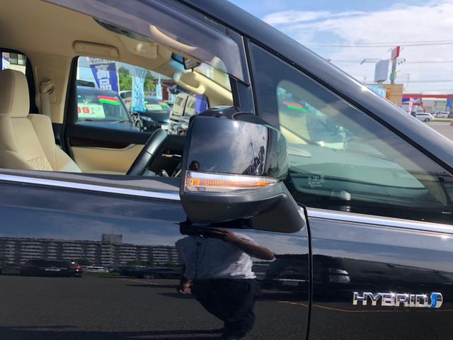 X 4WD JBLメーカー純正9型SDナビ 全方位モニター DVD再生 フルセグTV ビルトインETC 100V電源 衝突軽減ブレーキ 両側電動スライドドア(49枚目)
