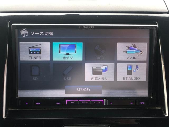 ハイウェイスターターボ リミテッド ケンウッドSDナビ DVD再生+フルセグTV+USB 両側電動スライドドア 禁煙車 純正エアロ&15インチアルミ&HIDライト&フォグランプ 5ZIGEN2本出しマフラー(5枚目)