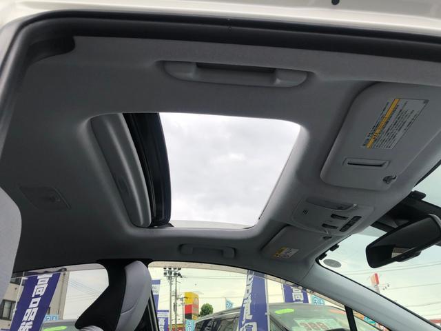 A 【愛知県仕入】 サンルーフ 禁煙車 純正9型SDナビ フルセグ+バックカメラ+Bluetooth トヨタセーフティ&コーナーセンサ&BSM ヘッドアップディスプレイ LEDライト ミラーヒーター(50枚目)