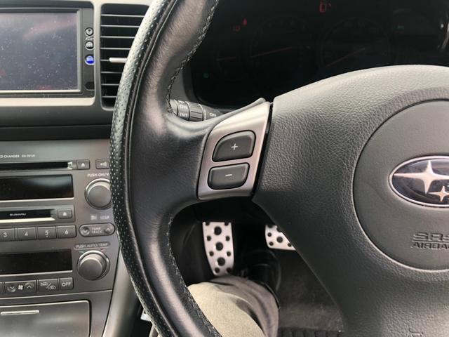 2.0GTターボ 4WD【茨城県仕入】 純正7型メモリーナビ CD再生 HKSマフラー MOMOステアリング HIDライト  フォグライト オートエアコン キーレス 17インチAW ETC付き 電動シート 電格ミラー(8枚目)