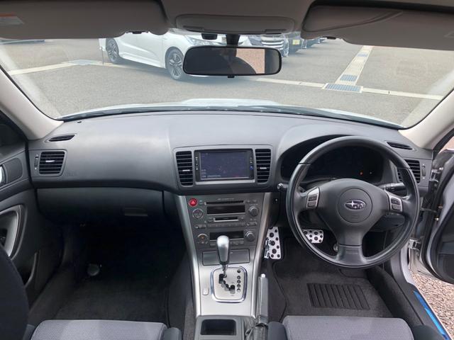 2.0GTターボ 4WD【茨城県仕入】 純正7型メモリーナビ CD再生 HKSマフラー MOMOステアリング HIDライト  フォグライト オートエアコン キーレス 17インチAW ETC付き 電動シート 電格ミラー(9枚目)