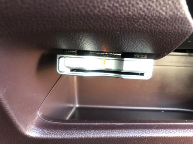 G・ターボパッケージ アンシンパッケージ 冬タイヤアルミ付 純正ナビ フルセグTV CD・DVD再生 Bluetooth接続 衝突軽減システム バックカメラ ETC クルーズコントロール ハーフレザーシート HIDライト(38枚目)