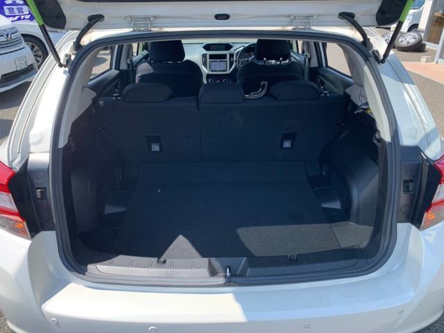 2.0i-Lアイサイト 禁煙車 4WD 7インチSDナビ バックカメラ 衝突軽減システム レーンキープ ブラインドスポットモニター レーダークルコン LEDライト コーナーセンサー ETC 寒冷地仕様 フォグライト(21枚目)