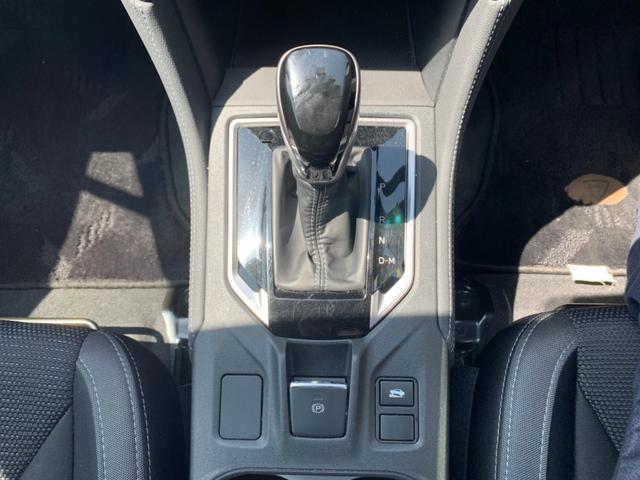 2.0i-Lアイサイト 禁煙車 4WD 7インチSDナビ バックカメラ 衝突軽減システム レーンキープ ブラインドスポットモニター レーダークルコン LEDライト コーナーセンサー ETC 寒冷地仕様 フォグライト(31枚目)