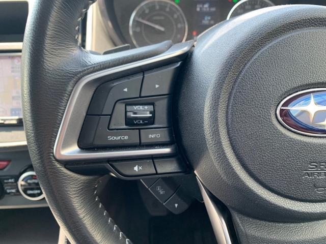 2.0i-Lアイサイト 禁煙車 4WD 7インチSDナビ バックカメラ 衝突軽減システム レーンキープ ブラインドスポットモニター レーダークルコン LEDライト コーナーセンサー ETC 寒冷地仕様 フォグライト(32枚目)