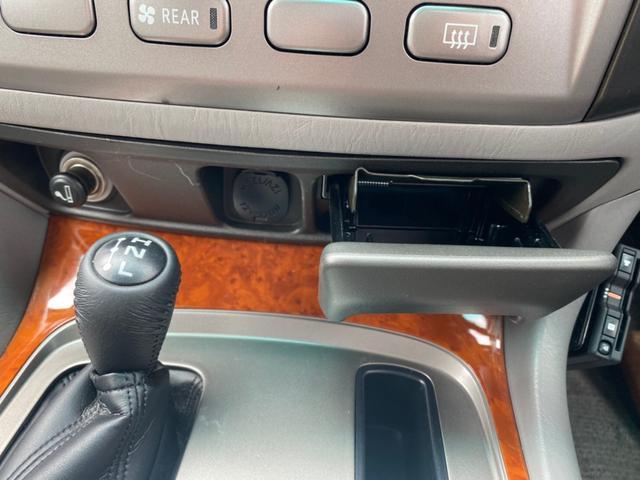 VXリミテッド ツーリングエディション 4WD DVDナビ CDチェンジャー バックカメラ ETC クルーズコントロール ルーフレール ウッドコンビステア シートヒーター 電動アンテナ フォグ リアスポイラー オートライト キーレス(37枚目)