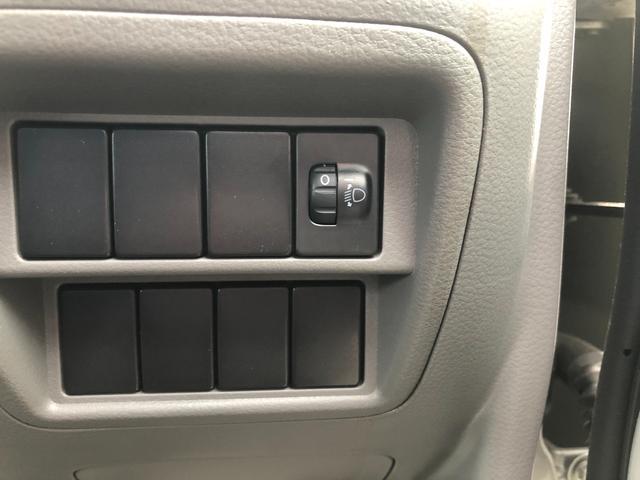 PA 禁煙 ワンオーナー 切替4WD ハイルーフ ヘッドライトレベライザー Wエアバック ABS 両側スライドドア 純正オーディオ(13枚目)