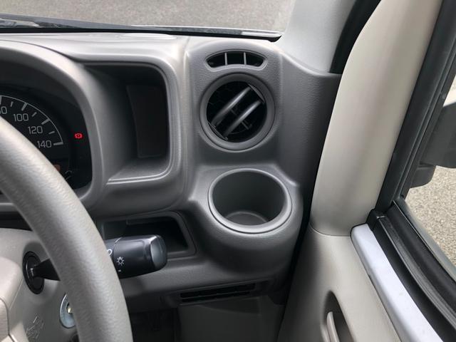 PA 禁煙 ワンオーナー 切替4WD ハイルーフ ヘッドライトレベライザー Wエアバック ABS 両側スライドドア 純正オーディオ(19枚目)