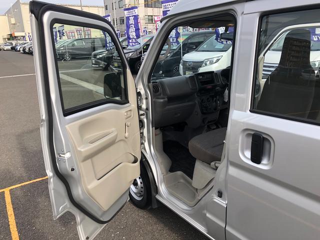 PA 禁煙 ワンオーナー 切替4WD ハイルーフ ヘッドライトレベライザー Wエアバック ABS 両側スライドドア 純正オーディオ(31枚目)