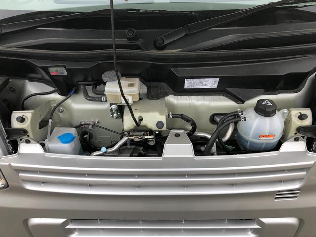 PA 禁煙 ワンオーナー 切替4WD ハイルーフ ヘッドライトレベライザー Wエアバック ABS 両側スライドドア 純正オーディオ(37枚目)