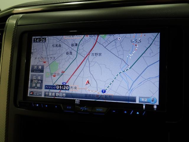 ZR 禁煙車 カロッツェリアサイバーナビ フルセグTV CD・DVD再生 Bluetooth接続 両側電動ドア 電動シート クルコン ETC 19インチアルミ HIDヘッドライト クリアランスソナー(49枚目)