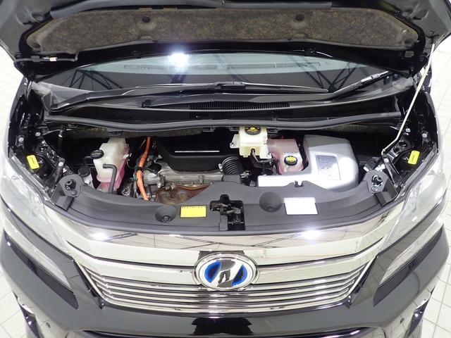 ZR 禁煙車 カロッツェリアサイバーナビ フルセグTV CD・DVD再生 Bluetooth接続 両側電動ドア 電動シート クルコン ETC 19インチアルミ HIDヘッドライト クリアランスソナー(63枚目)