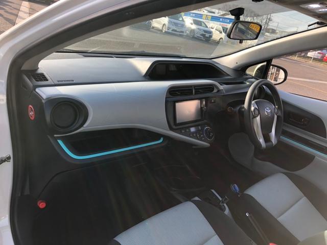 S 【当店買取車】純正7型SDナビ フルセグ Bluetooth付 LEDライトスマートキー アイドリングストップ バックカメラ ETC付 エンジンスターター スペアキー有(7枚目)