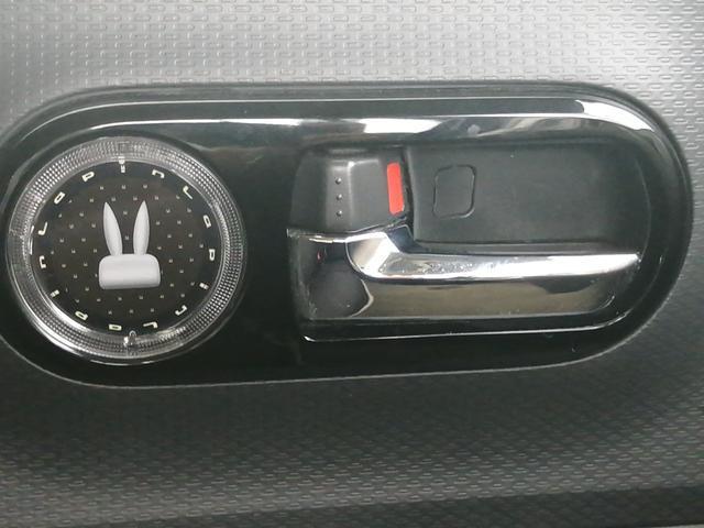 Xセレクション フルタイム4WD 禁煙車 CD再生 プッシュスタート スマートキー ETC シートヒーター 電格ミラー オートエアコン 盗難防止システム 社外14インチアルミ オートライト プライバシーガラス(36枚目)